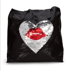 Cute Plush Tote By Olivia Miller NWT Final price